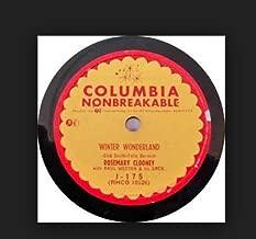 Winter Wonderland / C-h-r-i-s-t-m-a-s 78 rpm