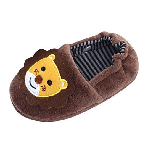 Sunward 2-9 Years Toddler Infant Kids Baby Warm Shoes Boys Girls Cartoon...