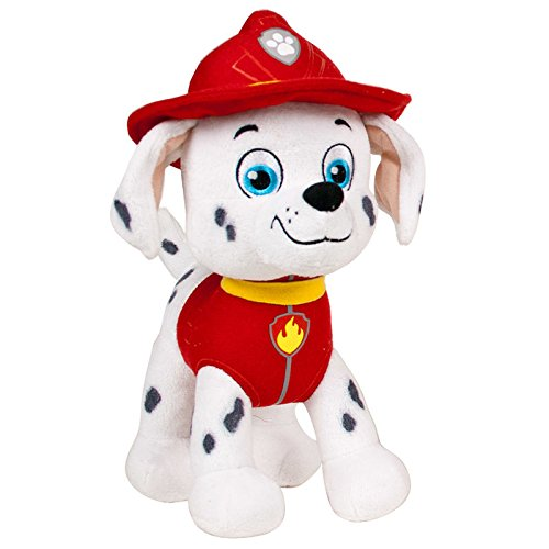 Play By Play – Peluche – Patrouille canine Marschall 27 cm