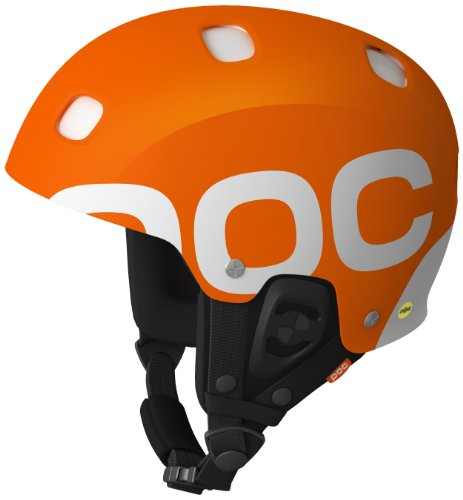 POC Skihelm Receptor Backcountry Mips, orange, 53-54 cm, 10490