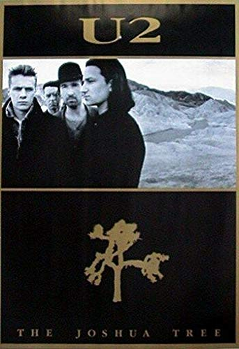 #U2#Poster #The #Joshua Tree Group Shot Rare New Hotgifts for Fan Lovers Posters No Framed