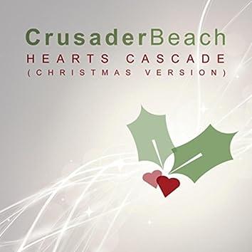 Hearts Cascade (Christmas Version)