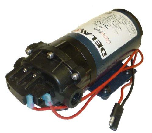 Delavan 7800 Series Diaphragm Pump 12V, 60 PSI, 2.0 GPM, Deman Pump