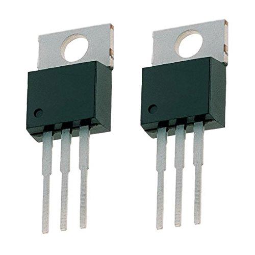 7805 Spannungsregler Festspannungsregler 5V 1A 2 Stück (0032)