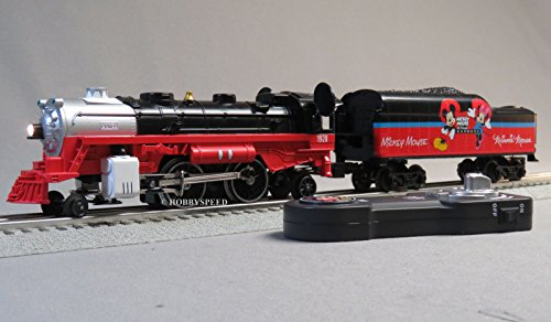LIONEL LIONCHIEF Mickey Mouse Friends Engine Tender O Gauge