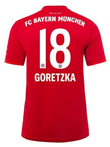 FC Bayern München Trikot Home 2019/20, Leon Goretzka, Größe L