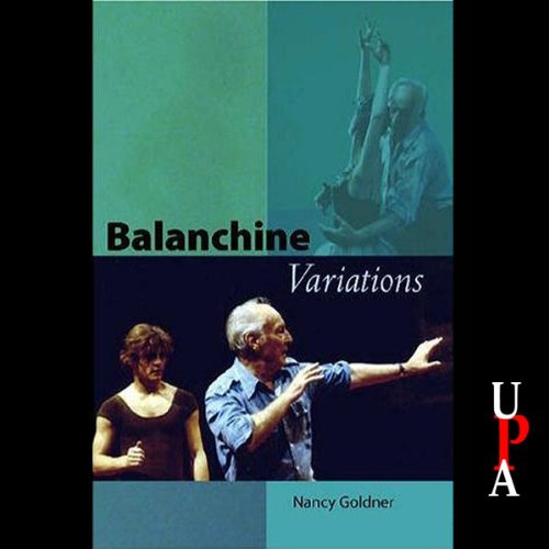 Balanchine Variations audiobook cover art
