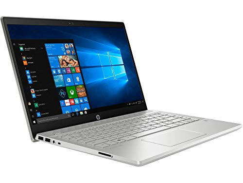 HP Pavilion 14-CE1000TX 2018 14-inch FHD Laptop (8th Gen Core i5-8265U/8GB/256GB SSD/Win 10/NVIDIA MX150 2GB Graphics), Mineral Silver