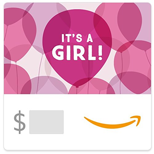 Amazon eGift Card - It's a Girl ...