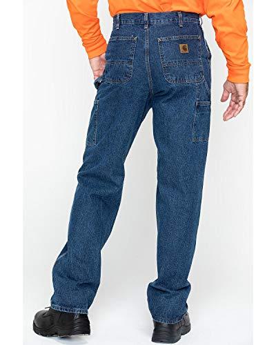 Carhartt Washed Original Dungaree Darkstone Men's Jeans