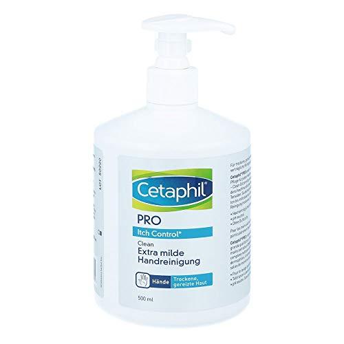 Cetaphil Pro Itch Control Clean Handreinigung Cr. 500 ml