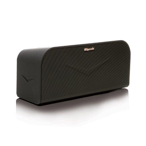 Audiovox Klipsch KMC 1 Musikcenter Lautsprecher schwarz