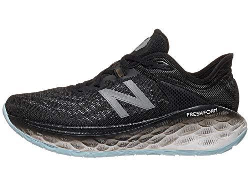 New Balance Fresh Foam More V2 - Zapatillas de correr para mujer, negro (Negro/Outerspace), 40 EU