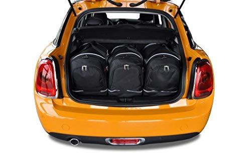 KJUST Kit de Bolsas 3 pcs Compatibles con Mini Cooper 2013 - para Maleteros