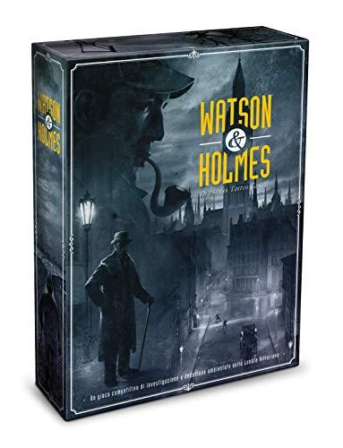 Asmodee Watson & Holmes-8555 ITALIA, Colore, SCWH01IT