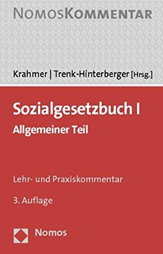 Sozialgesetzbuch I: Allgemeiner Teil
