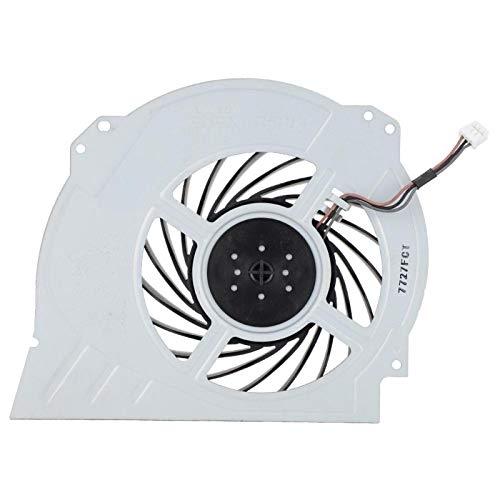 Ventilador de enfriamiento, pieza de reparación de reemplazo del ventilador de enfriamiento interno ABS duradero para PS4 PRO 7000