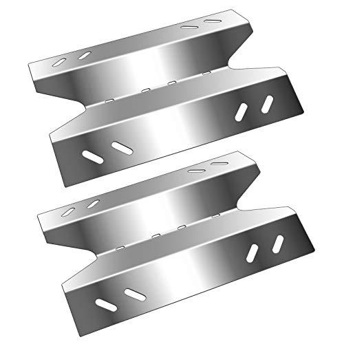 Zemibi Barbacoa de acero inoxidable con escudo térmico para tienda de campaña, piezas de repuesto de 11 13/16 pulgadas para SAMS B10PG20-2C, kits de reparación para miembros Mark B10PG20-2C B10PG20-2R GR2001402-MM-00