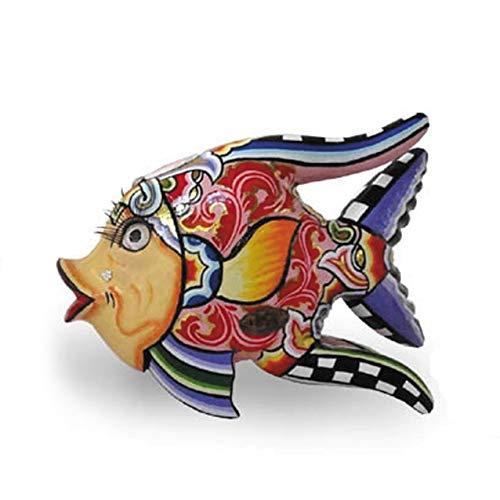 Toms Drag - Pesce Oscar multicolore (M)