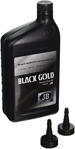 JB Industries Bottle of Black Gold Vacuum Pump Oil , 1 quart - http://coolthings.us