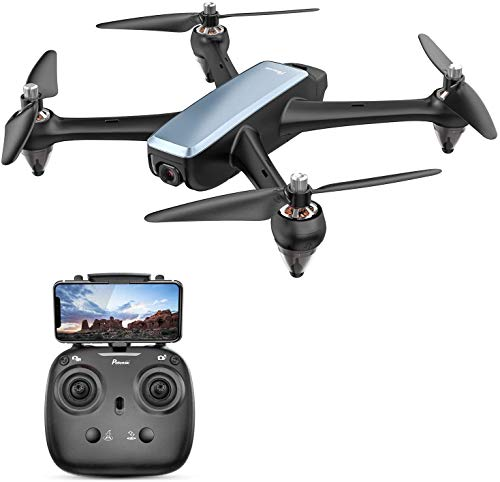 Potensic Drone Brushless GPS con Telecamera1080P 5G WiFi FPV RC Drone...