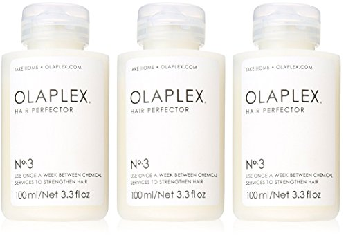 Olaplex YKqtgP Lot de 3 traitements réparateurs pour cheveux 93,6 g