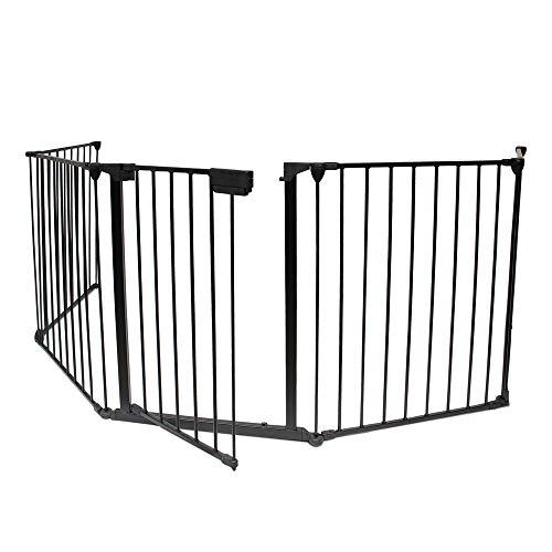 Todeco - Reja de Protección, Barrera de Seguridad para Chimenea - Tamaño...