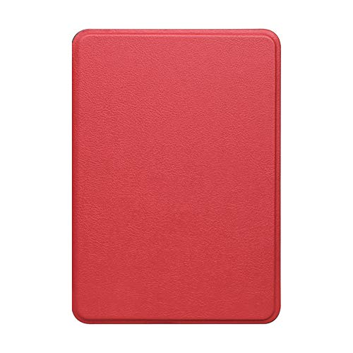 ZHAOXIANGXIANG Kindle Case,Amazon Kindle 10Th Case Smart Cover para Kindle Paperwhite 4 Caster Case para Kindle Paperwhite 10Th Pq94Wif, Rojo