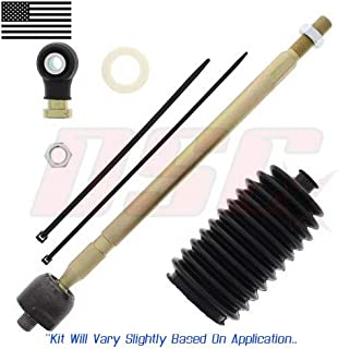 Left Steering Rack Tie Rod Kit For Polaris LSV ELECTRIC 4x4 2011-2012