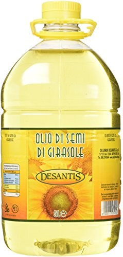 Desantis - Olio, Di Semi Di Girasole - 5000 Ml