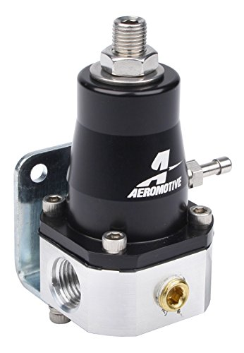 Aeromotive 13129 Regulator, EFI Bypass, Adjustable (2) -6 inlets, (1) -6 bypass