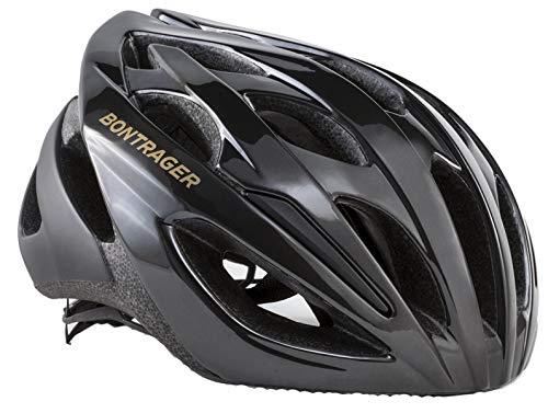 Bontrager Starvos Wavecel - Casco da bicicletta per MTB, colore nero, taglia M (54-60 cm)