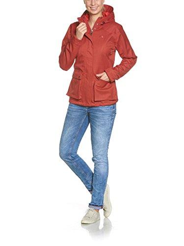 Tatonka Damen Jaka W's Jacket Jacken, Russet red, 46