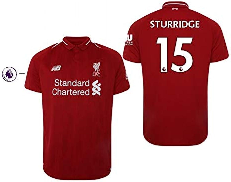 FC Liverpool Trikot Kinder 2018-2019 Home PL - Sturridge 15 B07JZGC18T  Bekannt für seine schöne Qualität