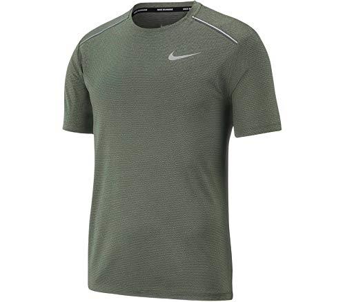 Nike Dry Miler - Camiseta de running para hombre