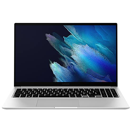 Samsung Galaxy Book 39,62 cm (15,6 Zoll) Notebook (Intel Core Prozessor i5, 8 GB RAM, 256 GB SSD, Windows 10 Home) Mystic Silver