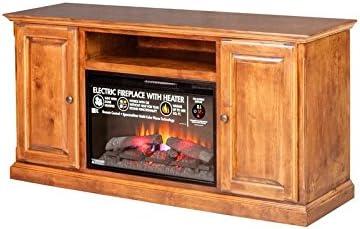 Forest Designs Traditional Alder Fireplace Bargain 48