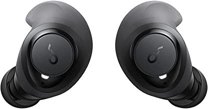 Fone de Ouvido TWS Anker Soundcore Life Dot 2, 100 horas de autonomia, Bluetooth 5, IPX5, Design confortável com AirWings