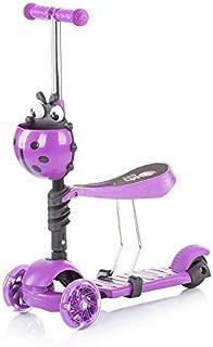 Chipolino Triciclo Infantil MAX Ride Purple