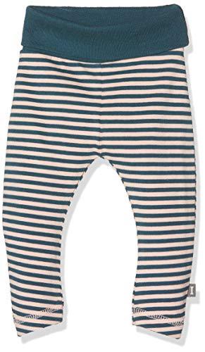 Imps & Elfs Legging, Multicolore (Orion Blue Stripe P340), 74 Bébé Fille