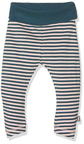 Imps & Elfs Legging, Multicolore (Orion Blue Stripe P340), 74 Bébé Fille