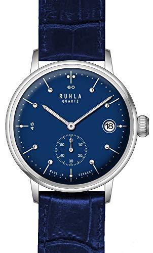 Garde Ruhla Classic 76115 - Reloj de pulsera para mujer (correa de piel, 36 mm)