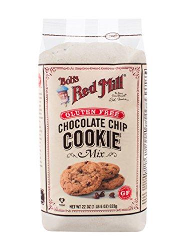 ボブズレッドミル グルテンフリー チョコレート チップ クッキー ミックス 623 g