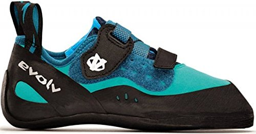 Evolv Kira Climbing Shoe - Women's Teal 10 (Closeout)