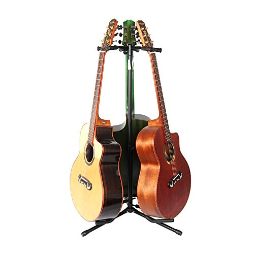 NEHARO Soporte de Madera de la Guitarra Guitarra trípode trípode del Soporte Ajustable Soporte múltiple for Guitarra acústica Guitarra Guitarra Clásica Guitarra clásica acústica