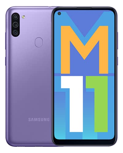 Samsung Galaxy M11 (Violet, 4GB RAM, 64GB Storage) with No Cost EMI/Additional Exchange Offers