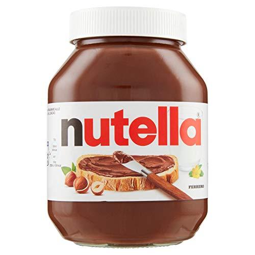 Nutella Crema Spalmabile alla Nocciola e al Cacao - 900 g