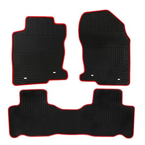 san auto all weather floor mats