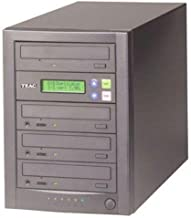 Teac 3 Target Standalone SATA CD/DVD Duplicator Recorder Tower Drive Copier DVW/D13A/Kit/HD
