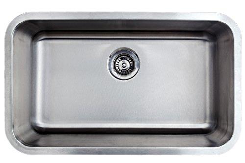 Stainless Steel Kitchen Sink Matte Finish 30